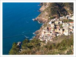 Cinque Terre Liguria Italia